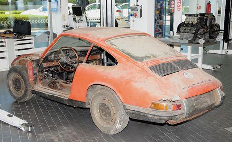 Land vehicle, Vehicle, Car, Porsche 912, Porsche 911 classic, Regularity rally, Motor vehicle, Coupé, Classic car, Porsche,