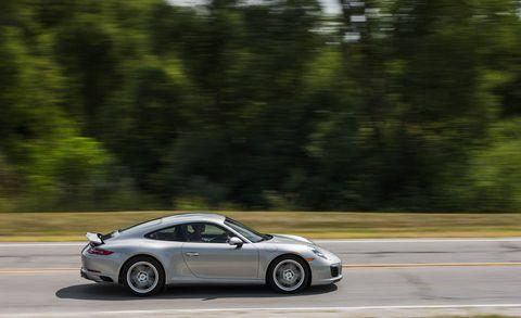 Land vehicle, Vehicle, Car, Sports car, Supercar, Coupé, Automotive design, Performance car, Porsche, Porsche 911,