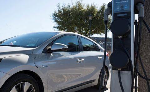2018 Ioniq Plug In Hybrid