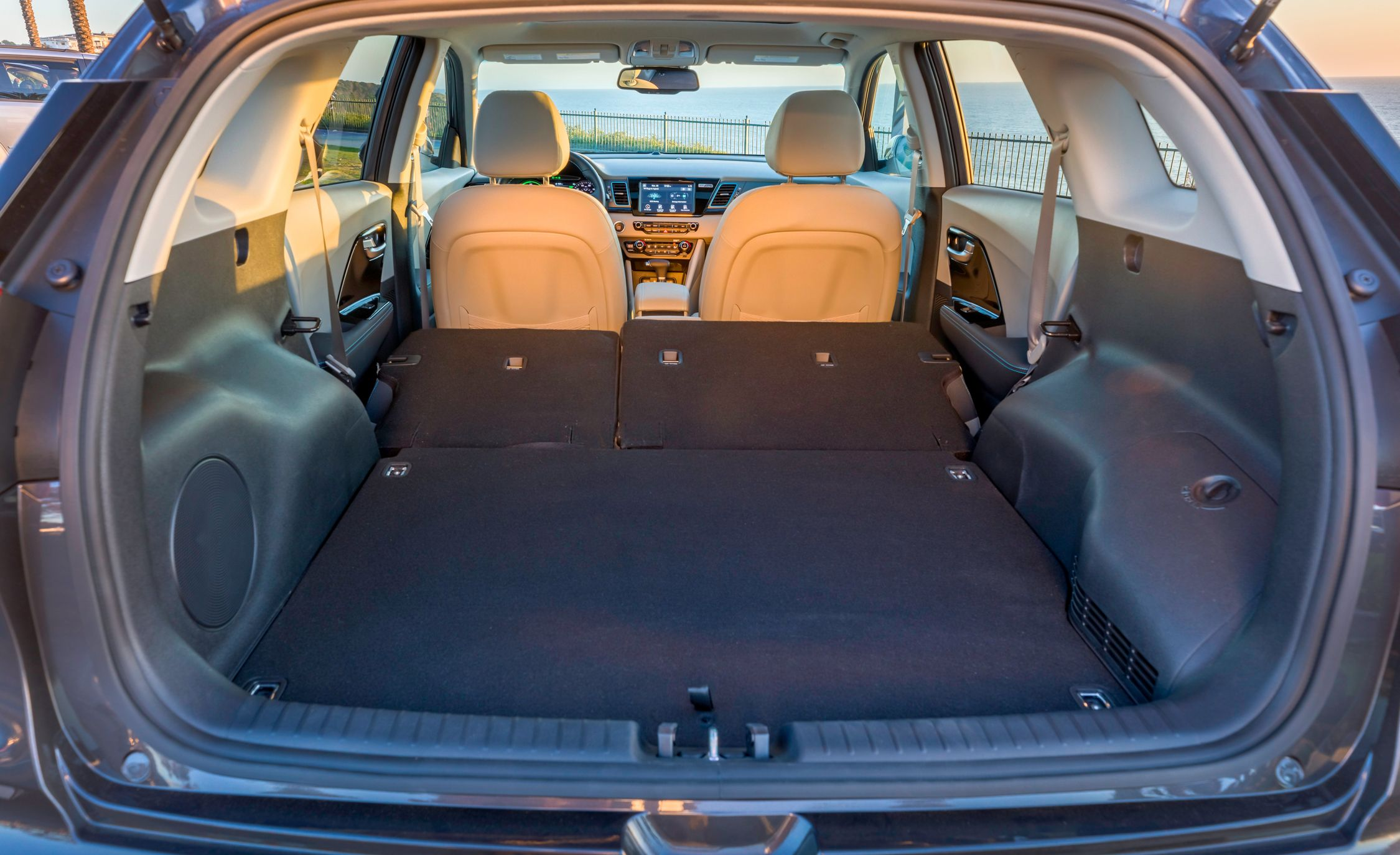 2019 Kia Niro Reviews Price Photos And Specs Car Driver
