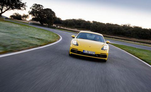 Land vehicle, Vehicle, Car, Yellow, Automotive design, Supercar, Sports car, Coupé, Performance car, Luxury vehicle,