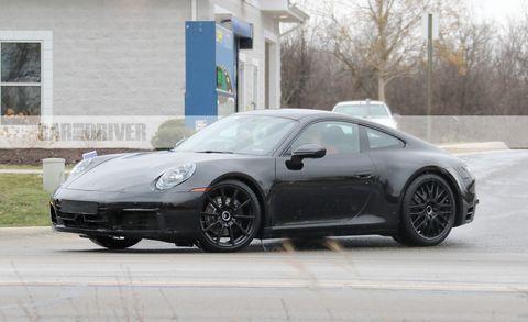 Land vehicle, Vehicle, Car, Supercar, Sports car, Coupé, Techart 997 carrera, Automotive design, Rim, Porsche,