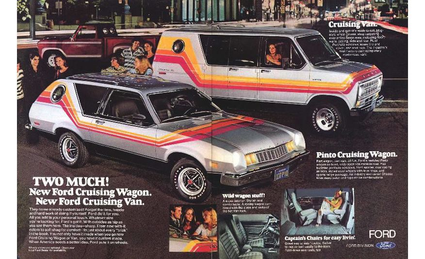 065d0c163d8f19 15 of the Raddest Factory Custom and Small-Batch Production Vans of the  1970s
