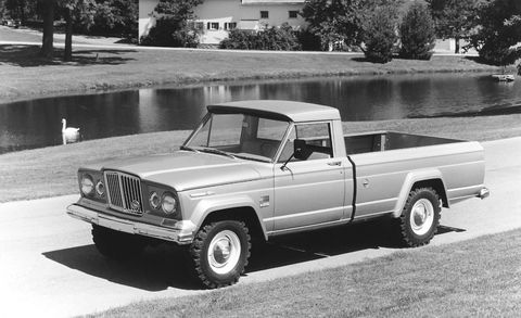 Land vehicle, Vehicle, Car, Pickup truck, Motor vehicle, Truck, Jeep, Jeep gladiator, Photography, Classic car,