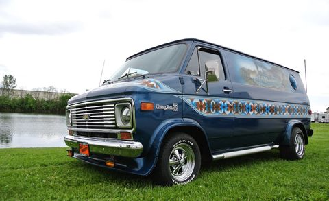15 of the Raddest Factory Custom and Small-Batch Production Vans of