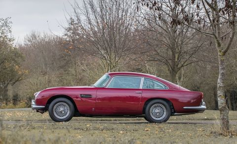 Land vehicle, Vehicle, Car, Classic car, Coupé, Sedan, Convertible, Sports car, Plant, Aston martin db6,
