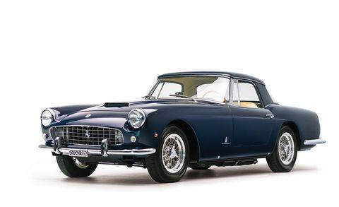 Land vehicle, Vehicle, Car, Classic car, Convertible, Coupé, Ferrari 250, Sedan, Antique car, Sports car,