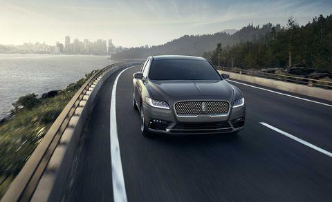 Land vehicle, Vehicle, Car, Automotive design, Luxury vehicle, Personal luxury car, Mid-size car, Grille, Executive car, Full-size car,