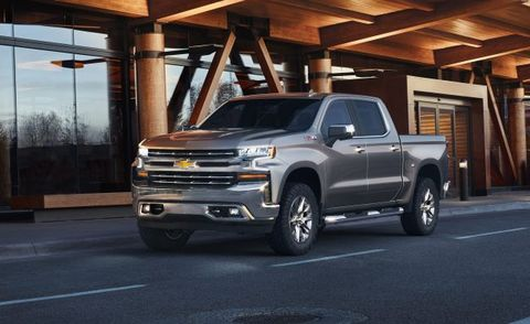 2019 Chevrolet Silverado Drops 450 Pounds, Keeps Steel Bed | News