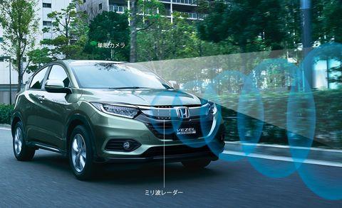 Land vehicle, Vehicle, Car, Sport utility vehicle, Automotive design, Honda, Mid-size car, Crossover suv, Compact car, Compact sport utility vehicle,