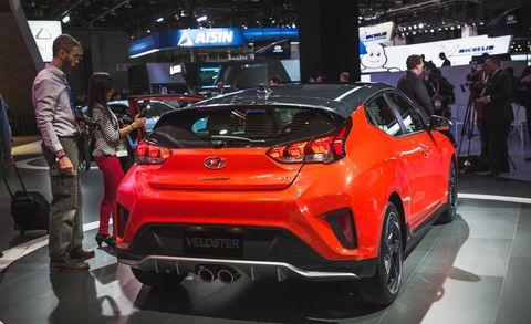Land vehicle, Vehicle, Car, Auto show, Motor vehicle, Automotive design, Hot hatch, Hatchback, City car, Automotive wheel system,