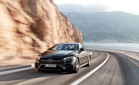 Land vehicle, Vehicle, Car, Automotive design, Mid-size car, Personal luxury car, Compact car, Luxury vehicle, Driving, Mercedes-benz,