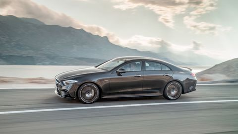 New Mercedes-AMG Vehicles | Models and Prices | Car and Driver