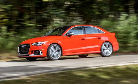 An Ode to the RS3's Riotous Five-Cylinder Engine | Feature