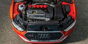 Keep Audi Weird! An Ode to the RS3's Riotous Five-Cylinder Engine