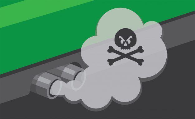 deadly car exhaust
