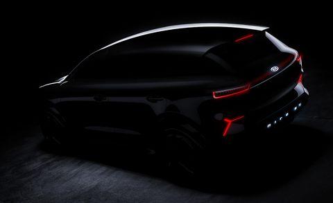 Land vehicle, Vehicle, Automotive design, Car, Concept car, Mid-size car, Compact car, Hatchback, City car, Kia sportage,