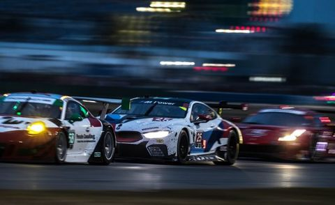 2018 Rolex 24 At Daytona