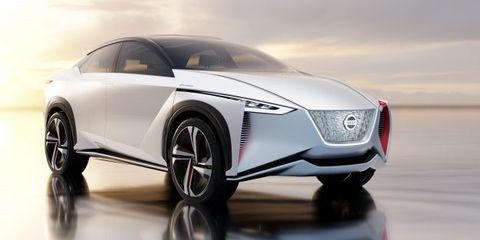 Nissan EV Crossover Coming Soon with Quick Acceleration, Long Range