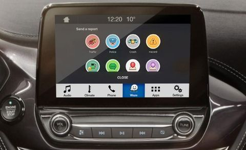 Ford Integrates Waze Into Sync 3 | News | Car and Driver