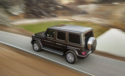 Land vehicle, Vehicle, Car, Mercedes-benz g-class, Model car, Sport utility vehicle, Automotive design, Automotive wheel system, Toy vehicle, Off-road vehicle,