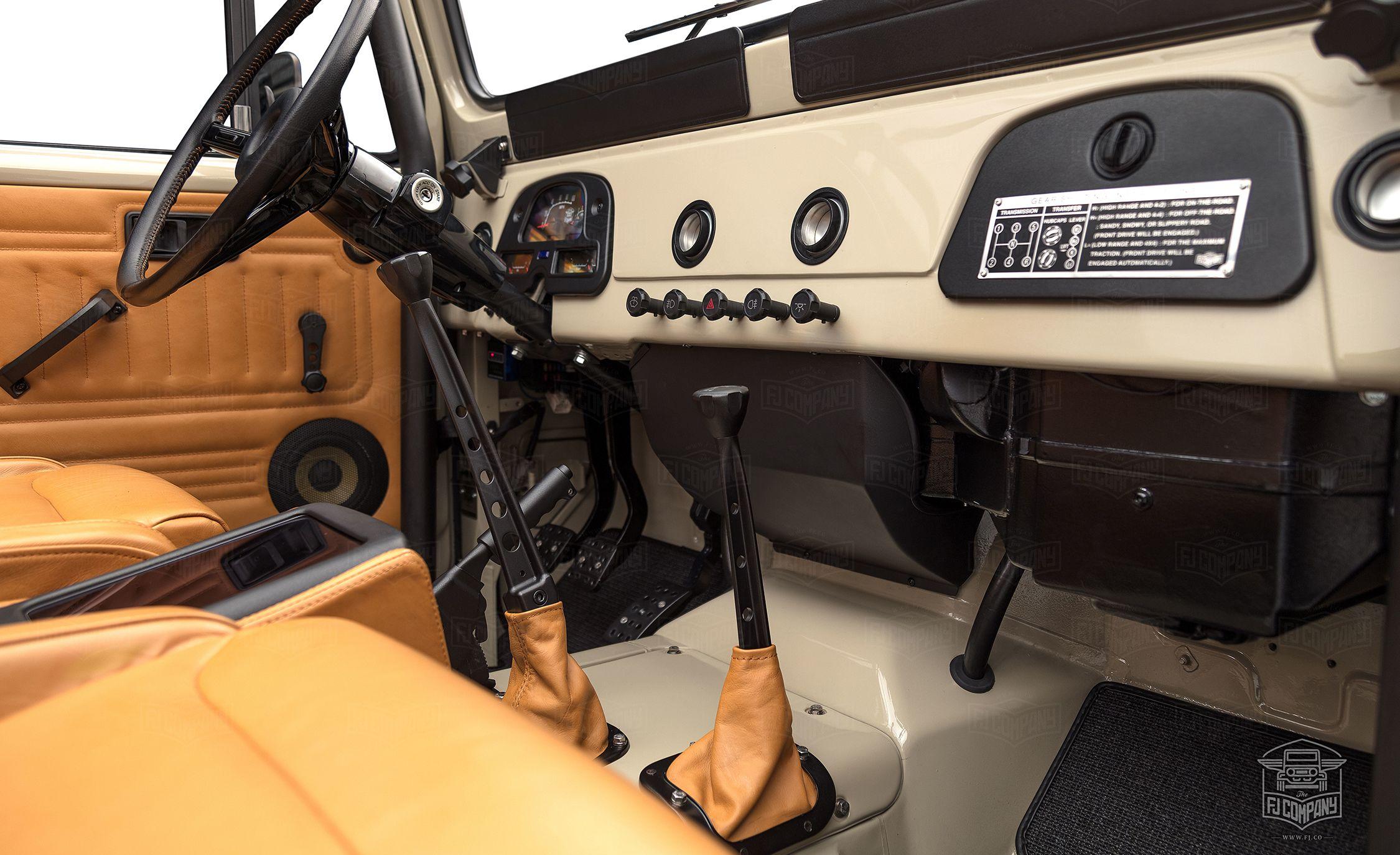 How The Fj Company Turns A Vintage Toyota Land Cruiser Into A 200k