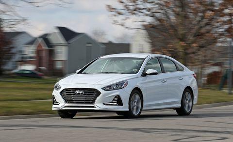Land vehicle, Vehicle, Car, Mid-size car, Automotive design, Motor vehicle, Ford motor company, Family car, Sedan, Hyundai,