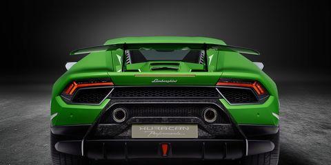 Land vehicle, Vehicle, Car, Automotive design, Supercar, Sports car, Green, Lamborghini, Performance car, Compact car,