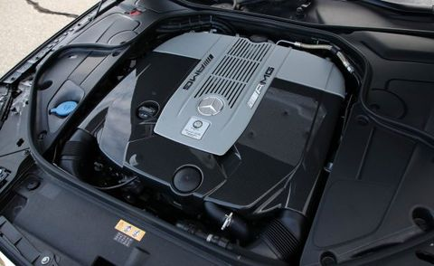 Mercedes-AMG to Drop V-12 Engines | News | Car and Driver
