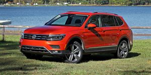 2018 VW Tiguan: Changes, Engines, 3-rd Row Seats, Price >> 2020 Volkswagen Tiguan Review Pricing And Specs