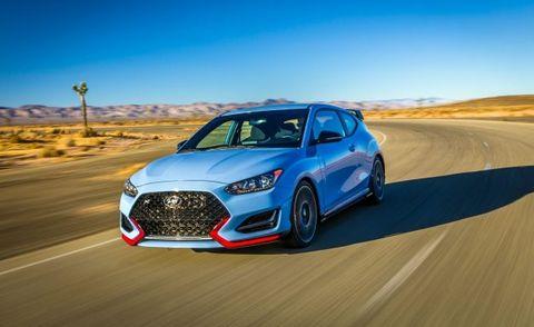 Hyundai's Hi-Po N Brand to Add N Sport Models, Accessories, Racing