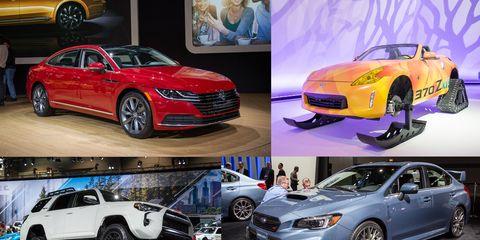 Land vehicle, Vehicle, Car, Auto show, Automotive design, Mid-size car, Full-size car, Sedan, Sports car, Personal luxury car,
