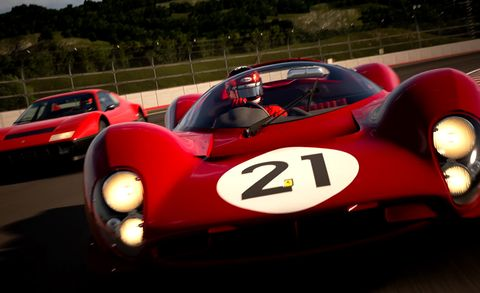 Land vehicle, Vehicle, Car, Race car, Sports car, Classic car, Formula libre, Sports prototype, Supercar, Coupé,