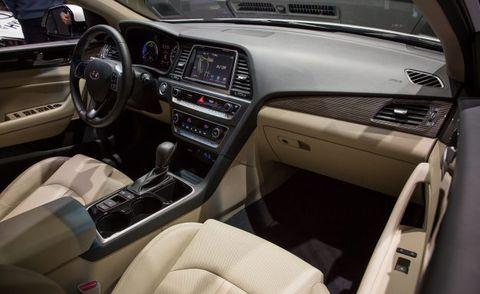 Updated 2018 Hyundai Sonata Hybrid And Plug In Hybrid News Car
