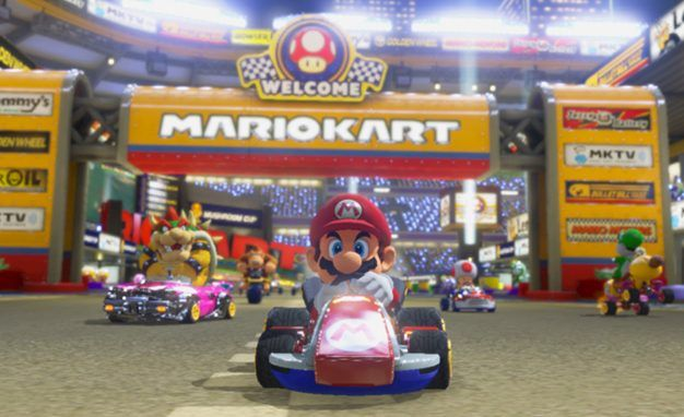 mario kart 8 for wii