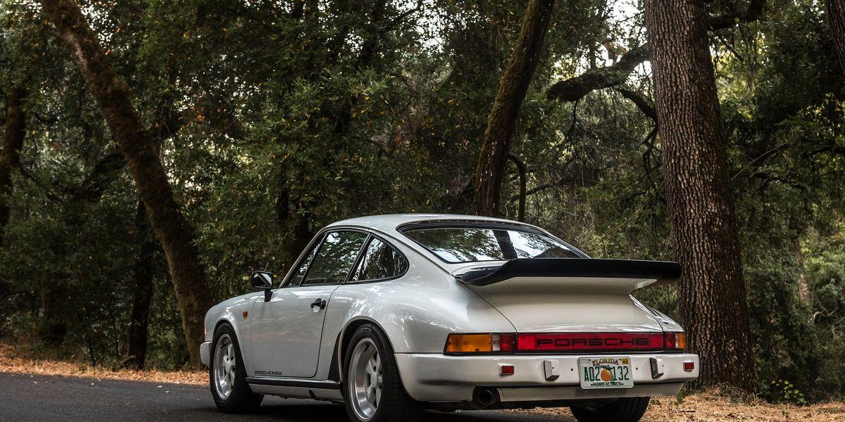 Cool Breeze We Drive Historic Air Cooled Porsche 911s