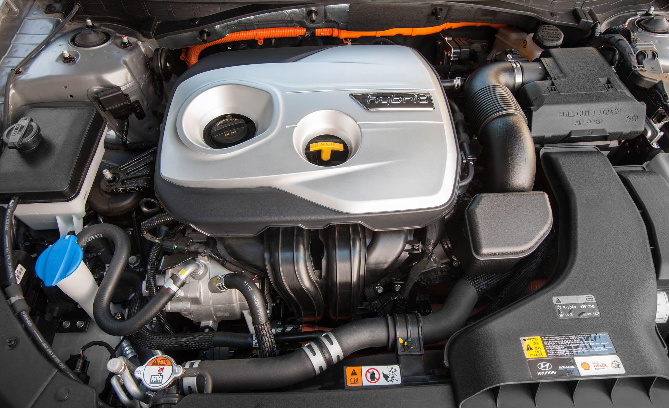 Updated 2018 Hyundai Sonata Hybrid And Plug In News Car Driver