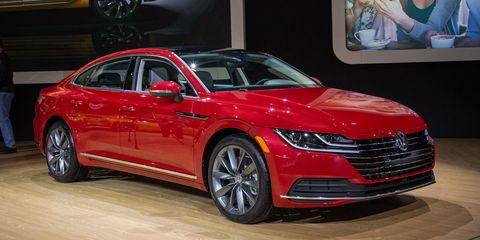 VW Arteon Usa >> 2019 Volkswagen Arteon On Sale Date Release In The U S