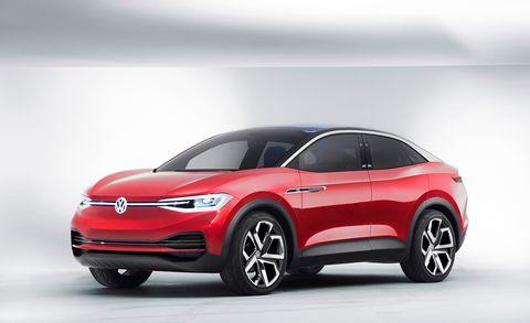 2021 Volkswagen I.D. Crozz