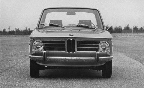 The 1968 BMW 2002 Whispers its Way Into History and Inspires David E. Davis