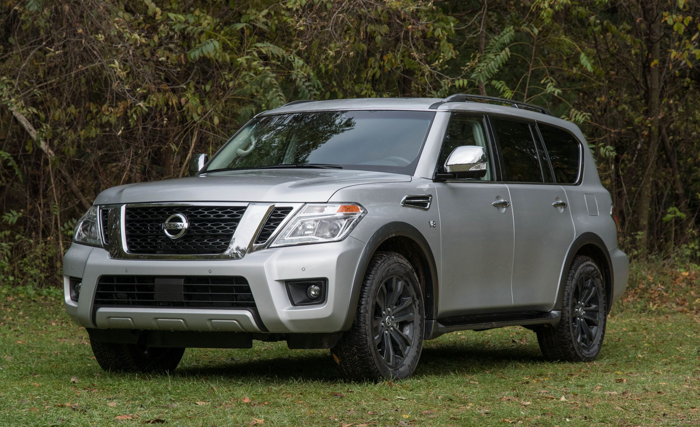 2017 Nissan Armada Configurations >> 2019 Nissan Armada