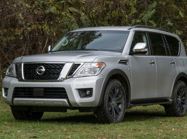 Nissan Armada Lease >> 2019 Nissan Armada Review, Pricing, and Specs