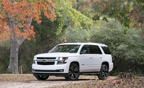 Land vehicle, Vehicle, Car, Chevrolet tahoe, Automotive tire, Motor vehicle, Sport utility vehicle, Chevrolet, Rim, Automotive design,
