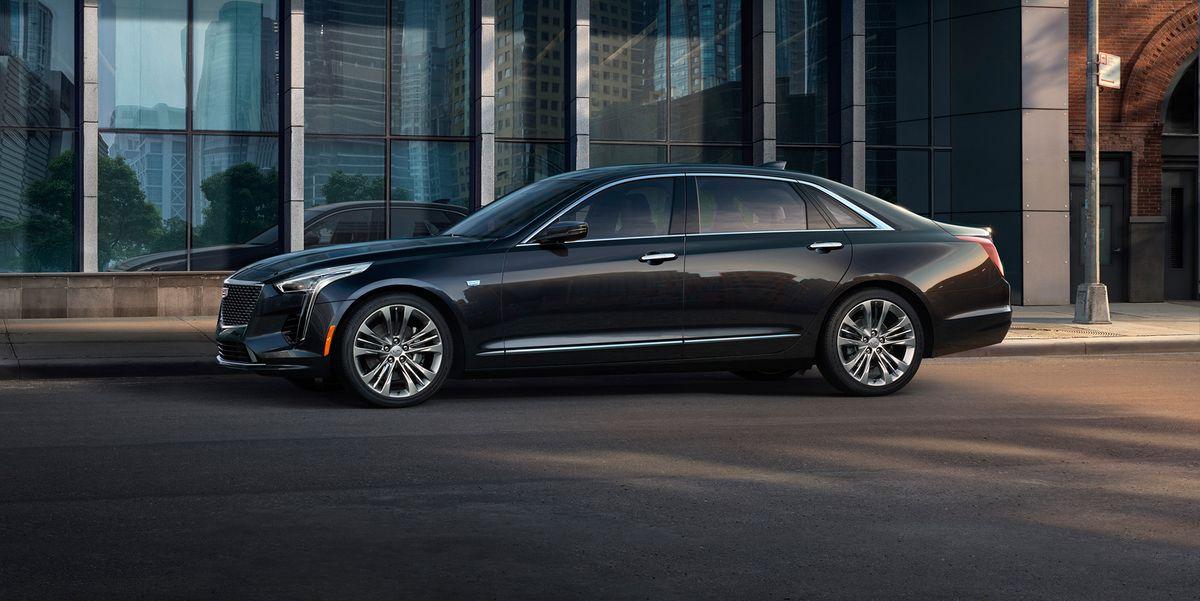 Mercedes Benz Cpo >> 2019 Cadillac CT6