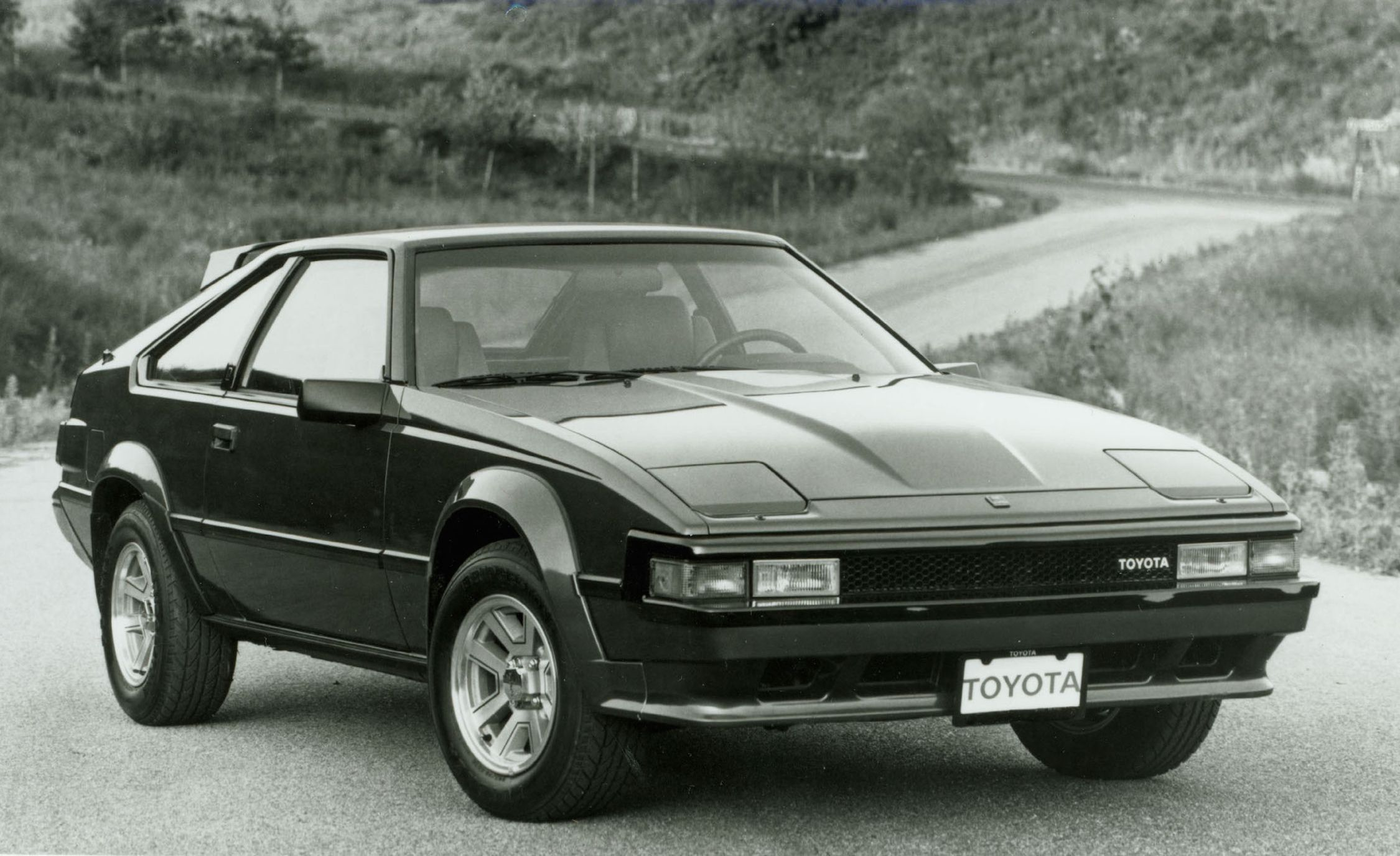 A Full History Of The Toyota Supra Sports Car