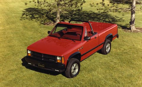 Put to Bed: These Are the Forgotten Pickup Trucks, Volume I