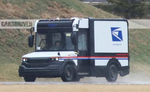 Dorky Delivery: Is This the New USPS Mail Truck? | News