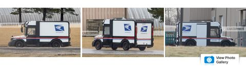 Dorky Delivery: Is This the New USPS Mail Truck? | News | Car and Driver