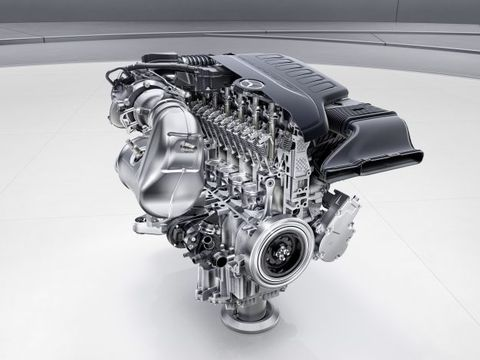 What You Must Know About Mercedes-Benz's New Inline-Six