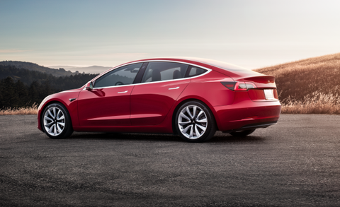 First Deliveries of $35K Tesla Model 3 Delayed to Late ...